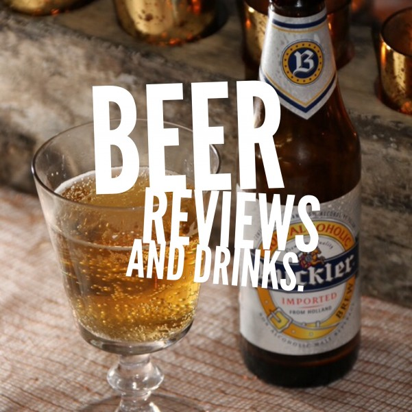 beer reviews and drinks
