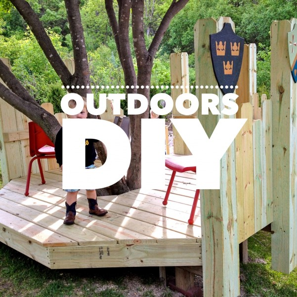 outdoor diy