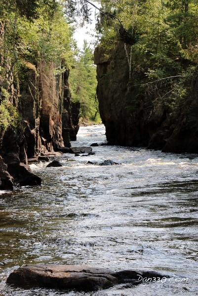 Vermilion Gorge