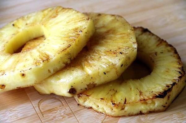 Fried Pineapple