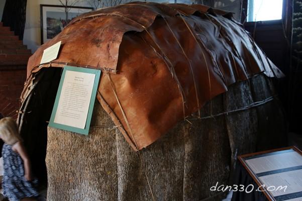 wigwam hinkley fire museum