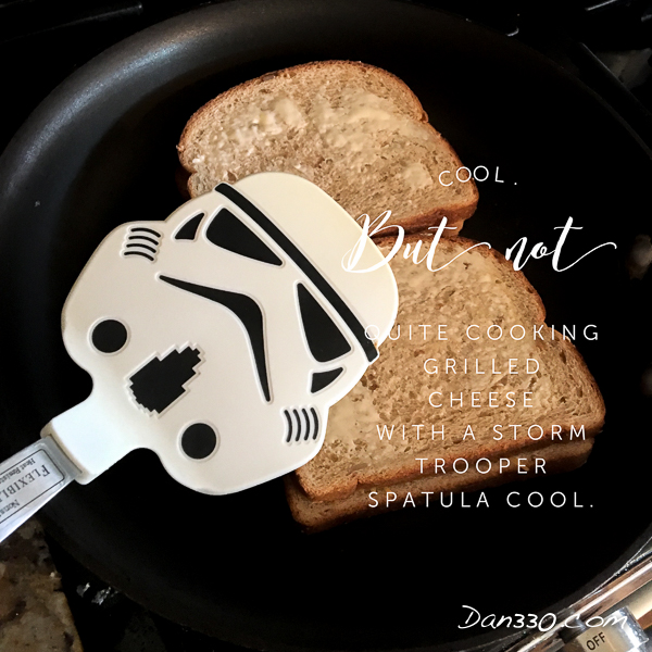 storm trooper spatula