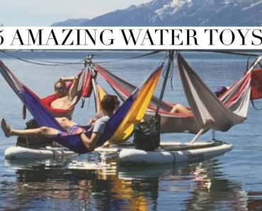 5 amazing water toys