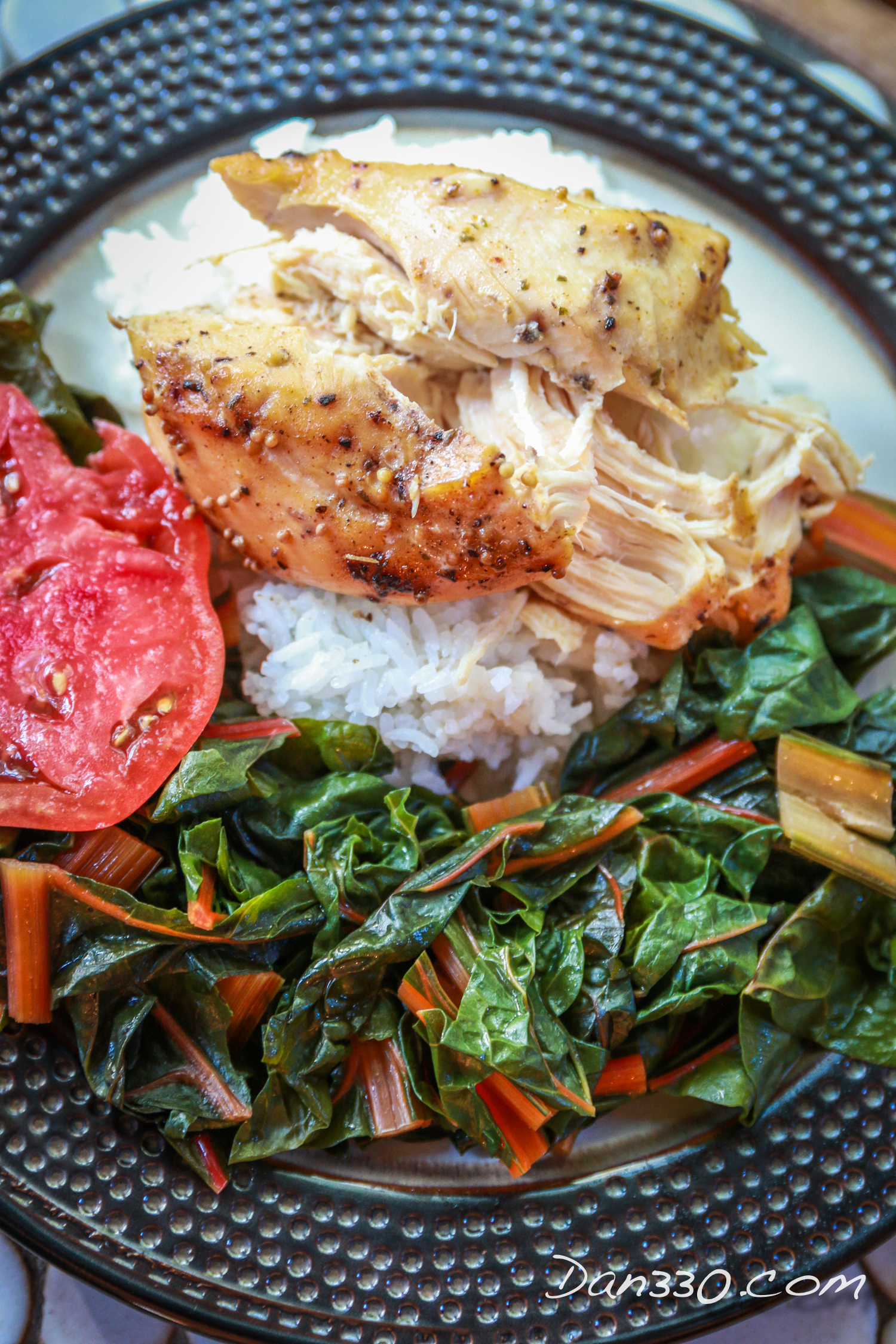 healthy chicken crockpot recipe