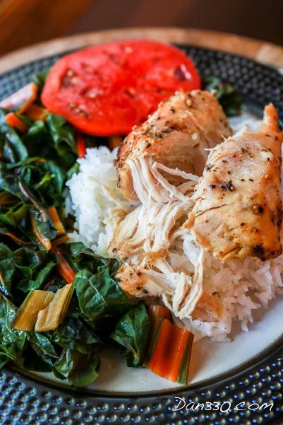 healthy chicken breast crock pot recipe