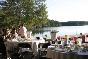Resort Wedding in Minnesota