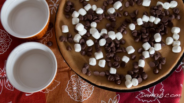 smores pie toppings