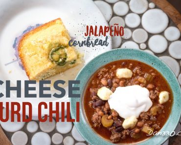 Cheese Curd Chili