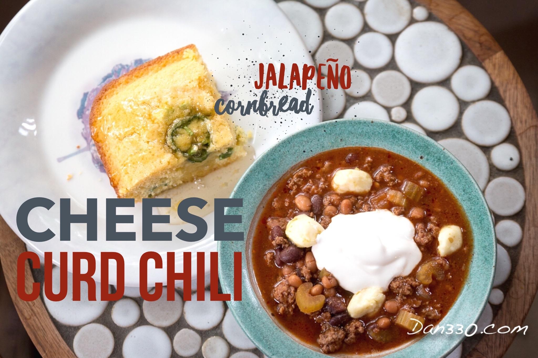 Cheese Curd Chili