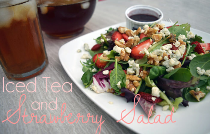 Iced-Tea-and-Strawberry-Salad-700x448