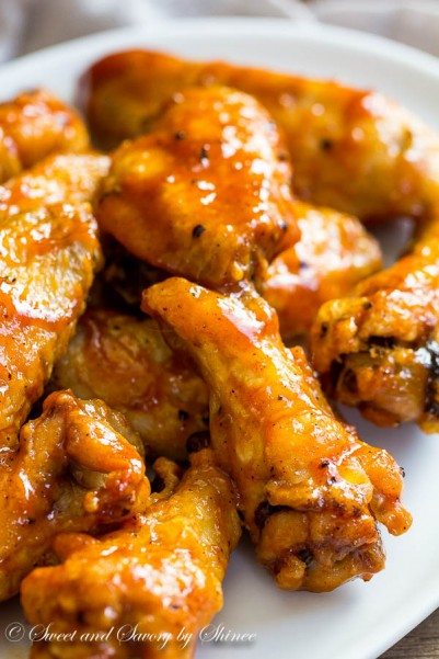 Jamaican Jerk Chicken Wings – Dan330