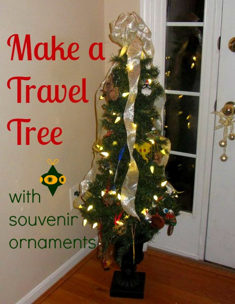 Make a Travel Tree 2