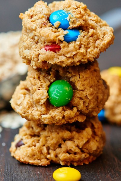 Monster-Cookie-Stack