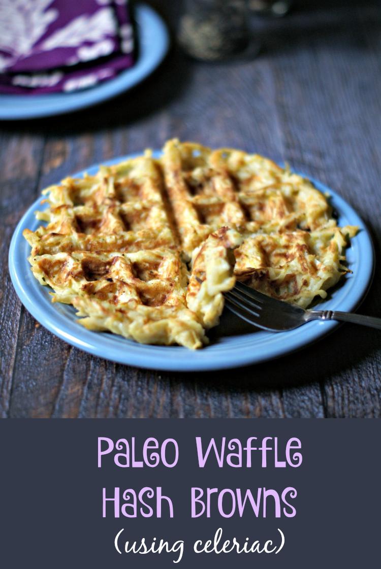 Paleo Waffle Hash Browns
