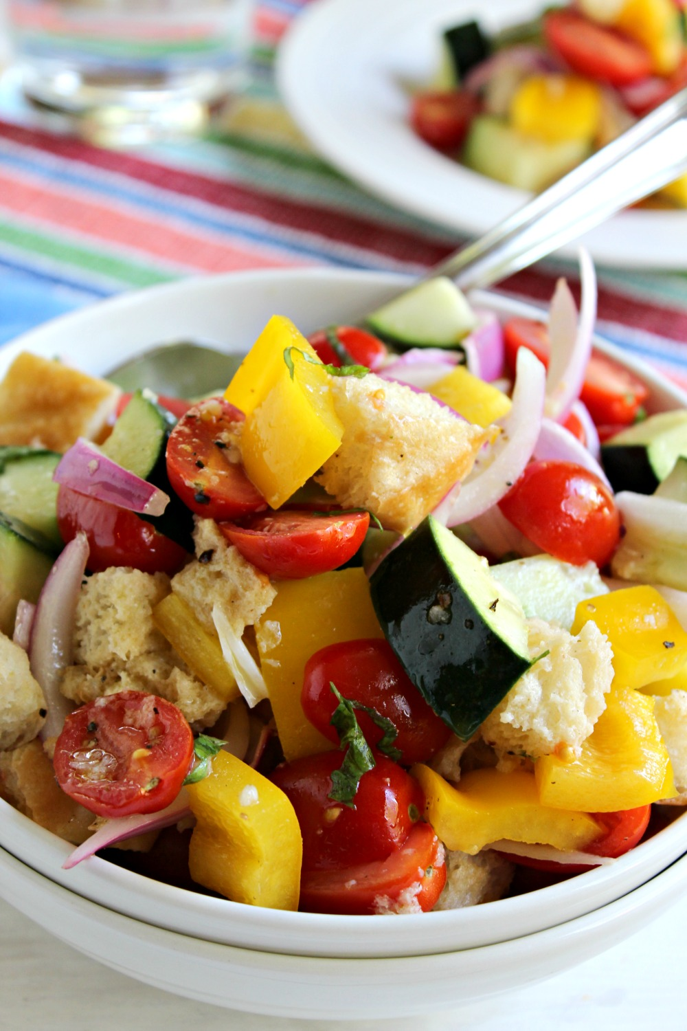 Awesome Panzanella Salad - Dan330