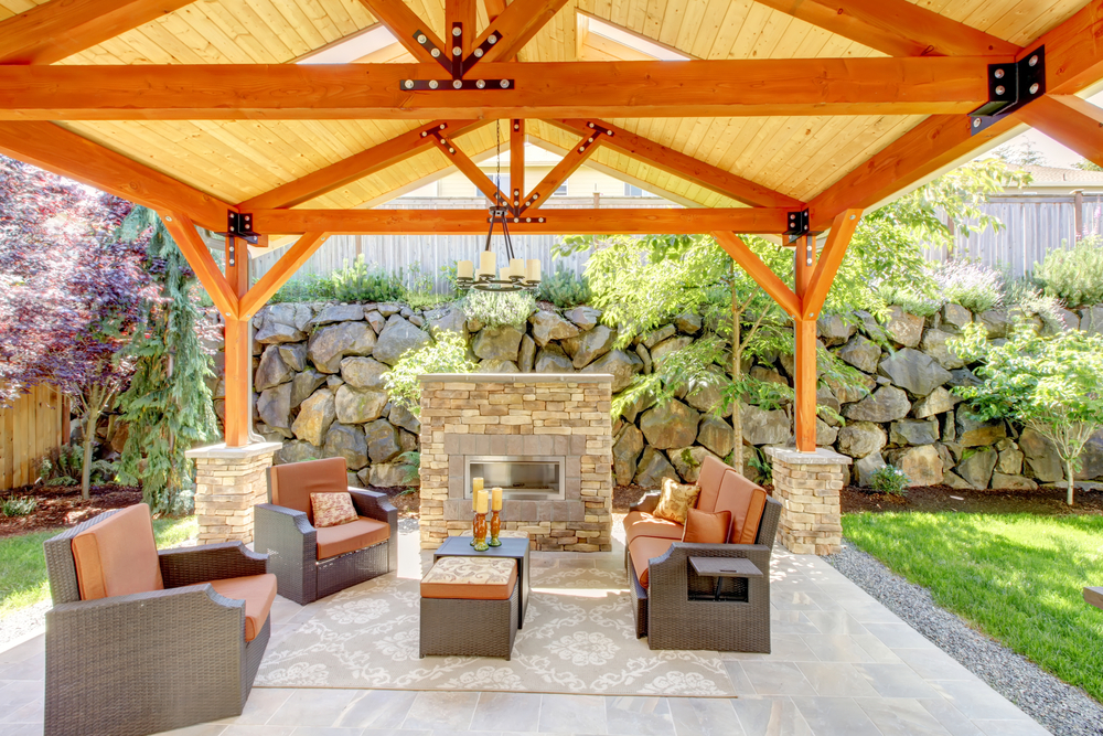 Thoughtful ways to build your Outdoor Living Patios Design