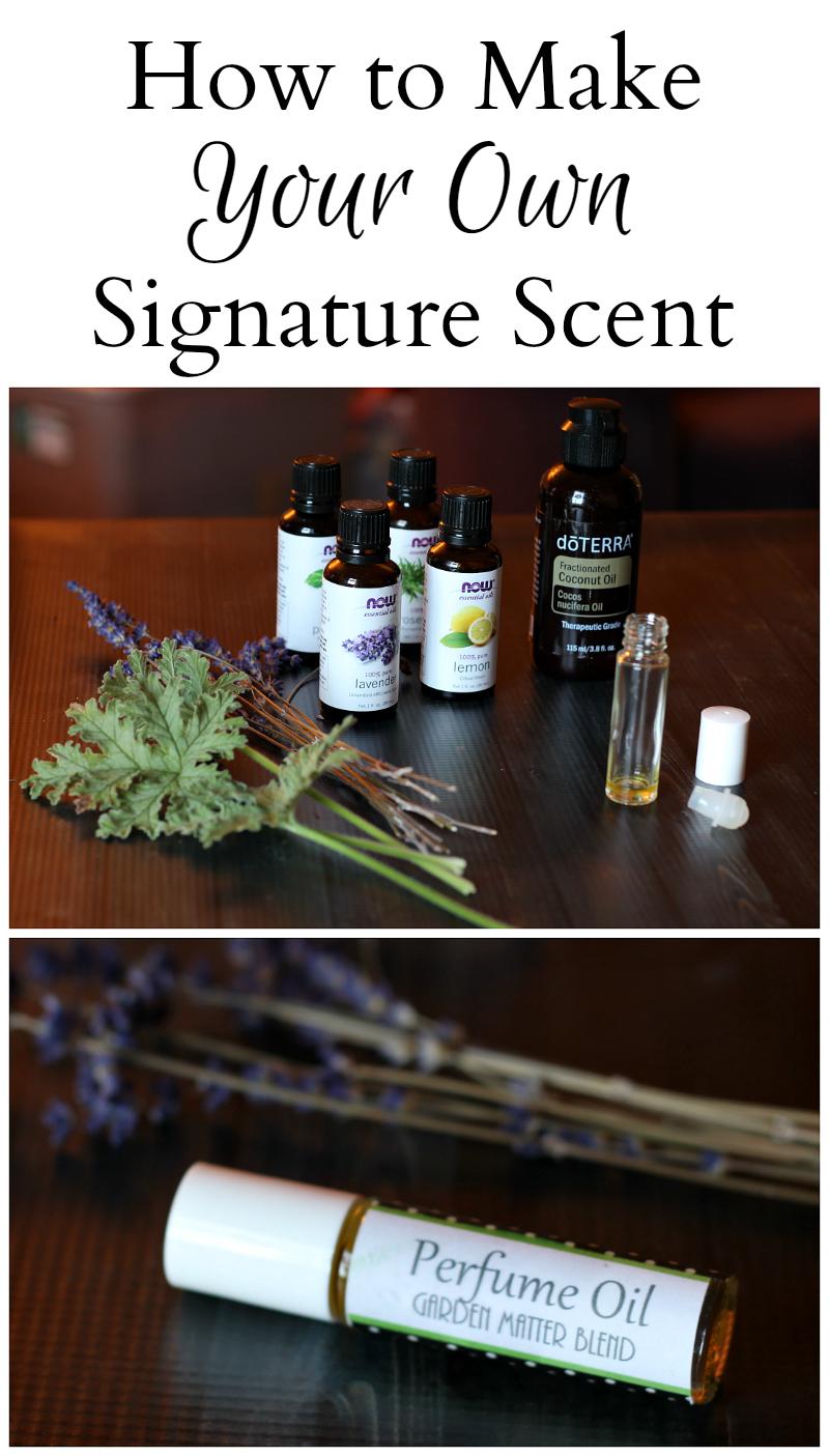 DIY- Perfume Oil Project