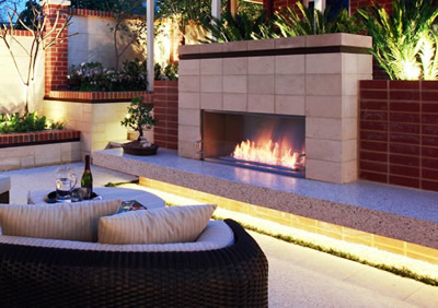 Outdoor Living Blog Outdoorlicious Bioethanol Burning Fireplace and Firepits