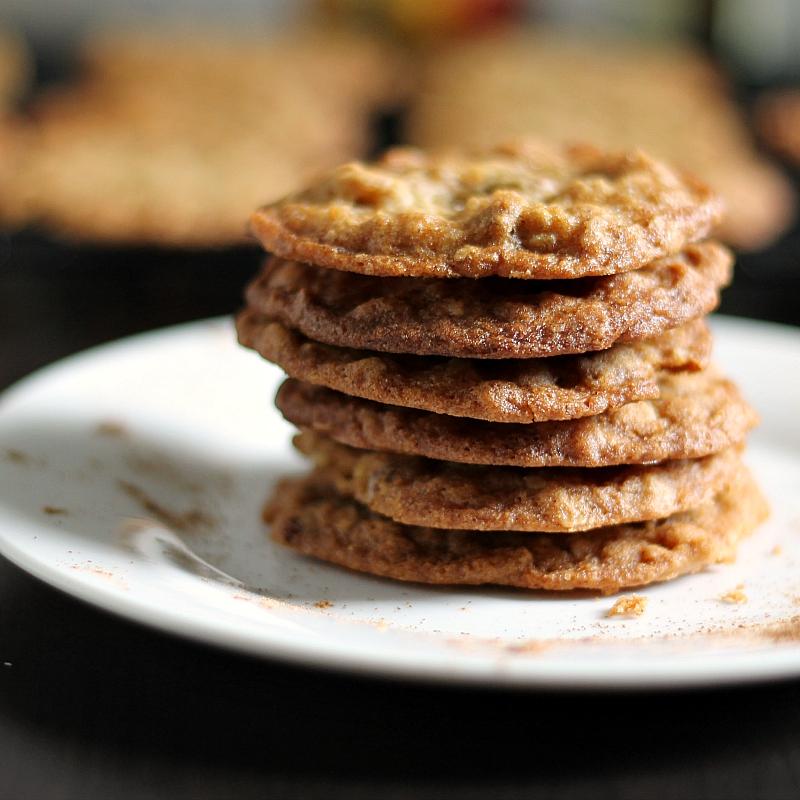 Pumpkin Pie Spice Cookie Recipe sq ~ gardenmatter.com