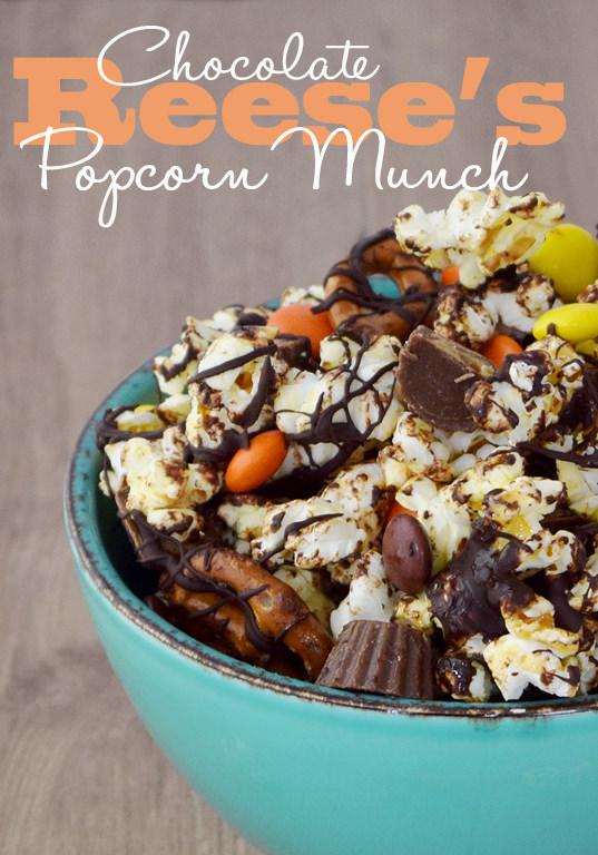 Reeses-Popcorn-Recipe