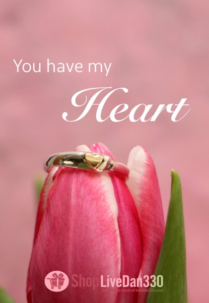 Valentine's Day Heart Jewelry