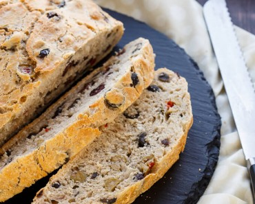 Rosemary Olive Beer Bread_680