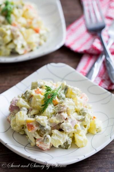 Russian Potato Salad-1