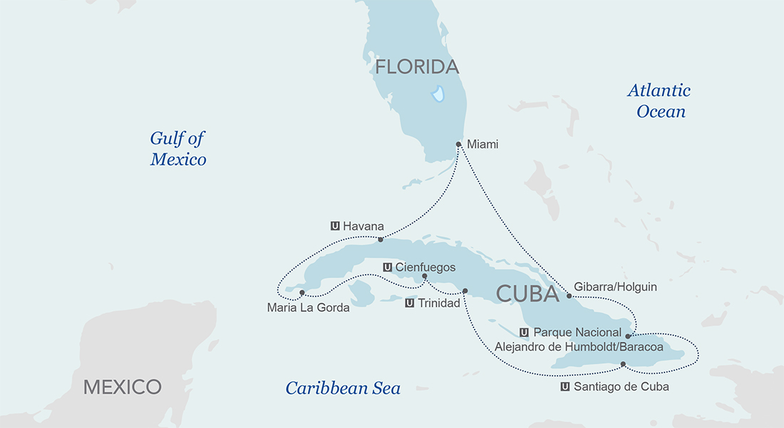 discover cuba cruise