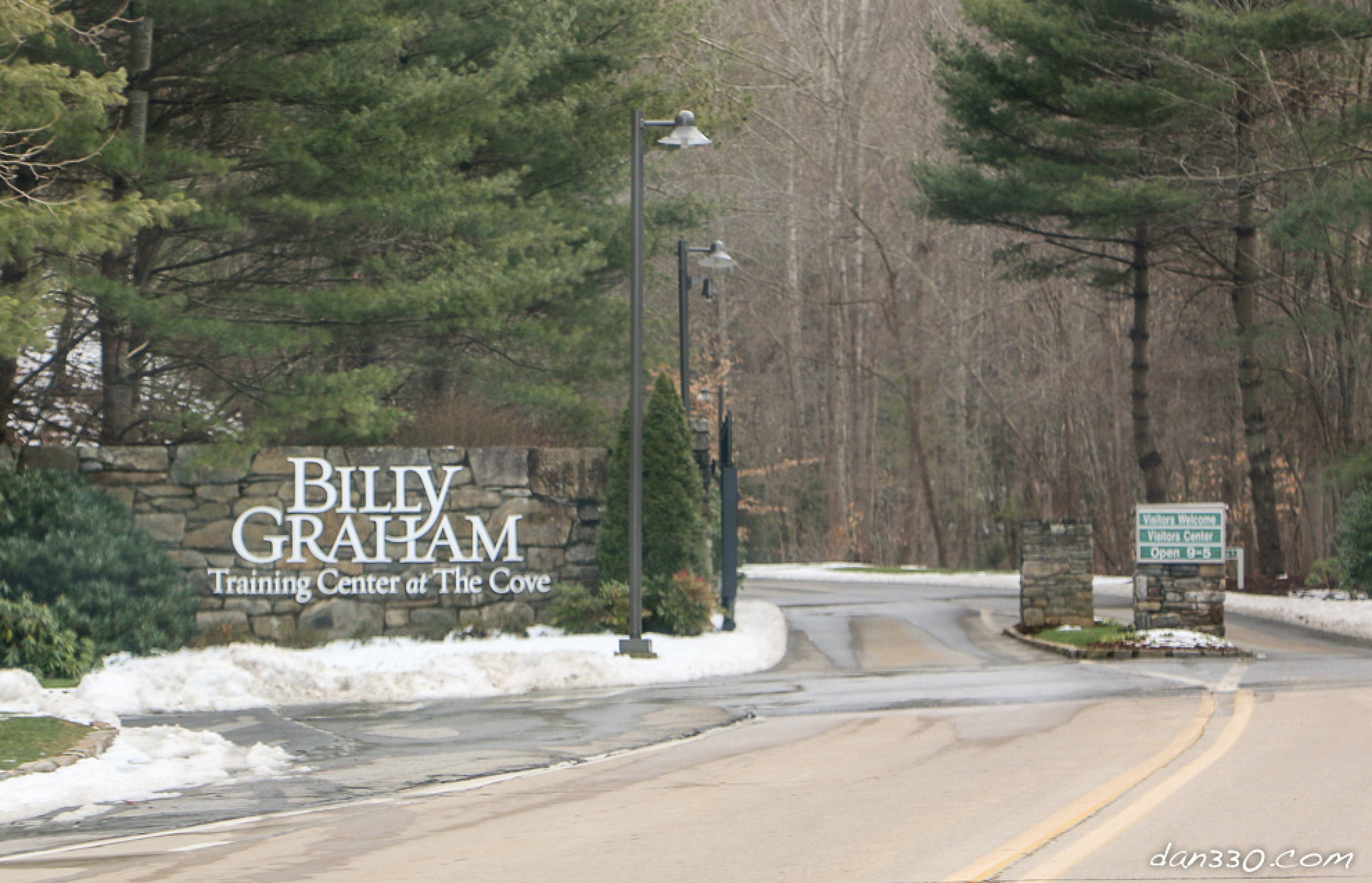 Billy Graham Training Center