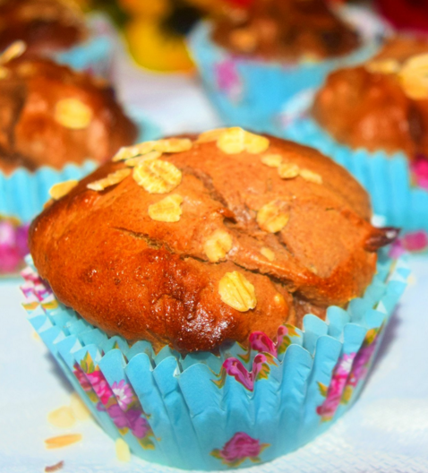 Cacao Nut Muffins