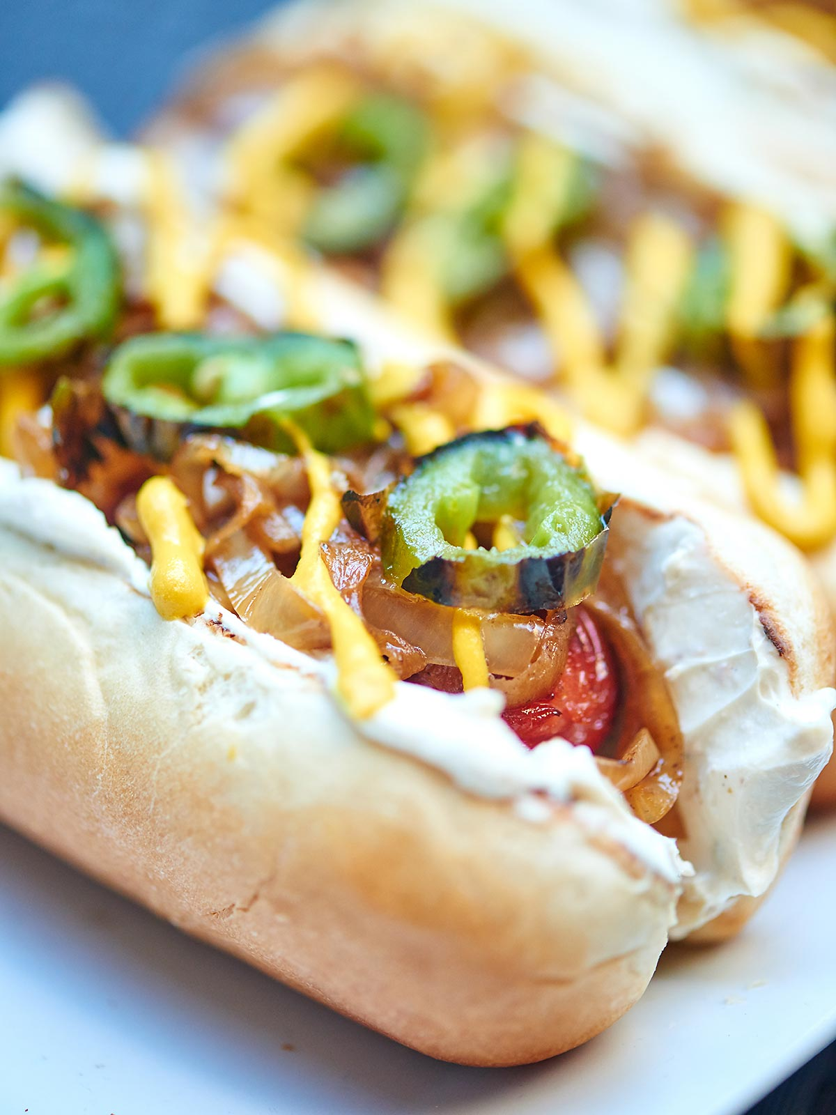 Seattle-Hot-Dog-Recipe-CloseUp