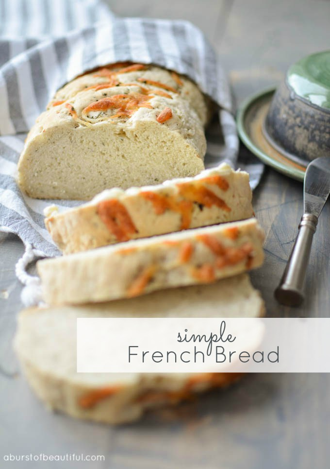 Simple French Bread