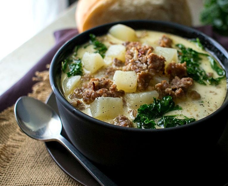 Slow Cooker Zuppa Toscana (6)