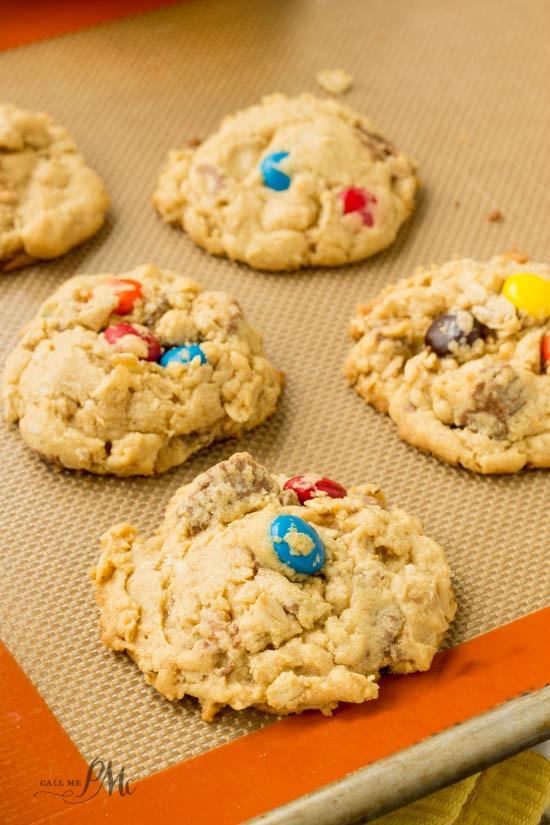 Soft Peanut Butter Oatmeal Cookie Recipe 1w