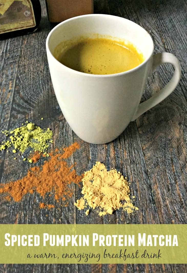 Spiced-pumpkin-Protein-Matcha-P