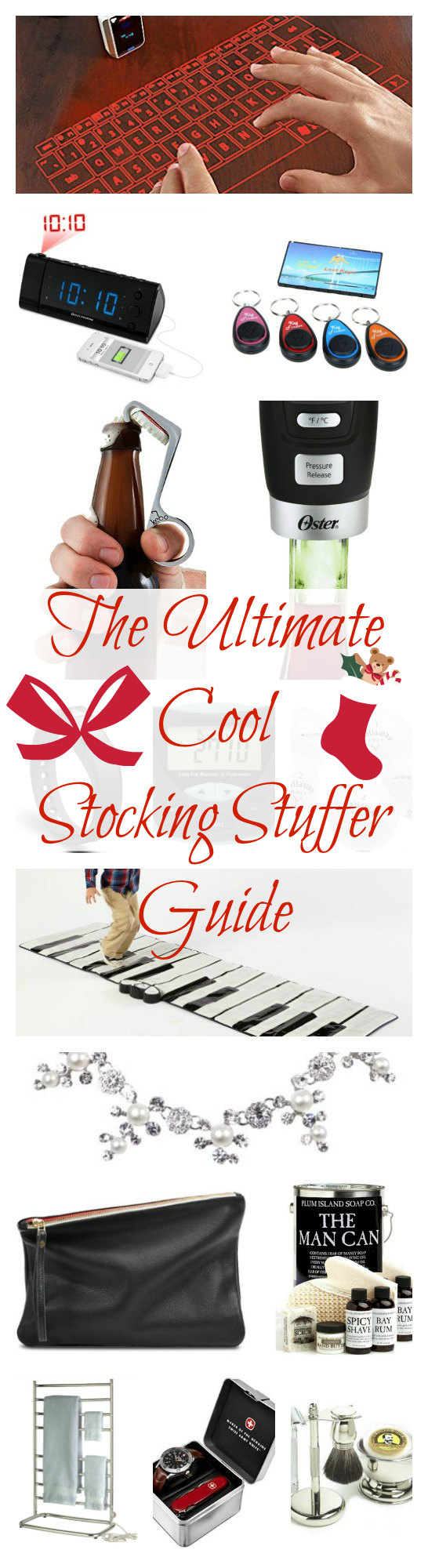 Cool Stocking Stuffers Delectable Of Cool Stocking Stuffers Men Photo