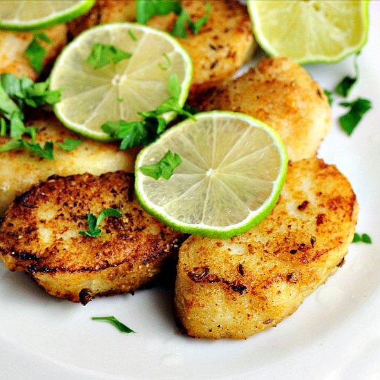 Thai Spiced Fish