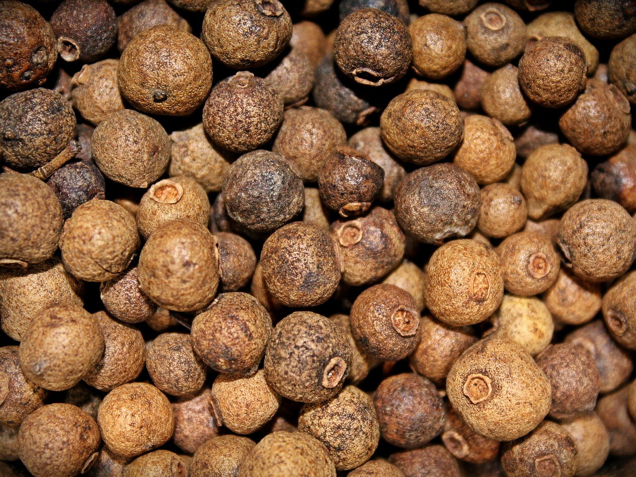 The Health Benefits of Allspice (Pimenta dioica) to Skin & Hair