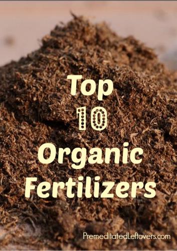 Top-10-Organic-Fertilizers