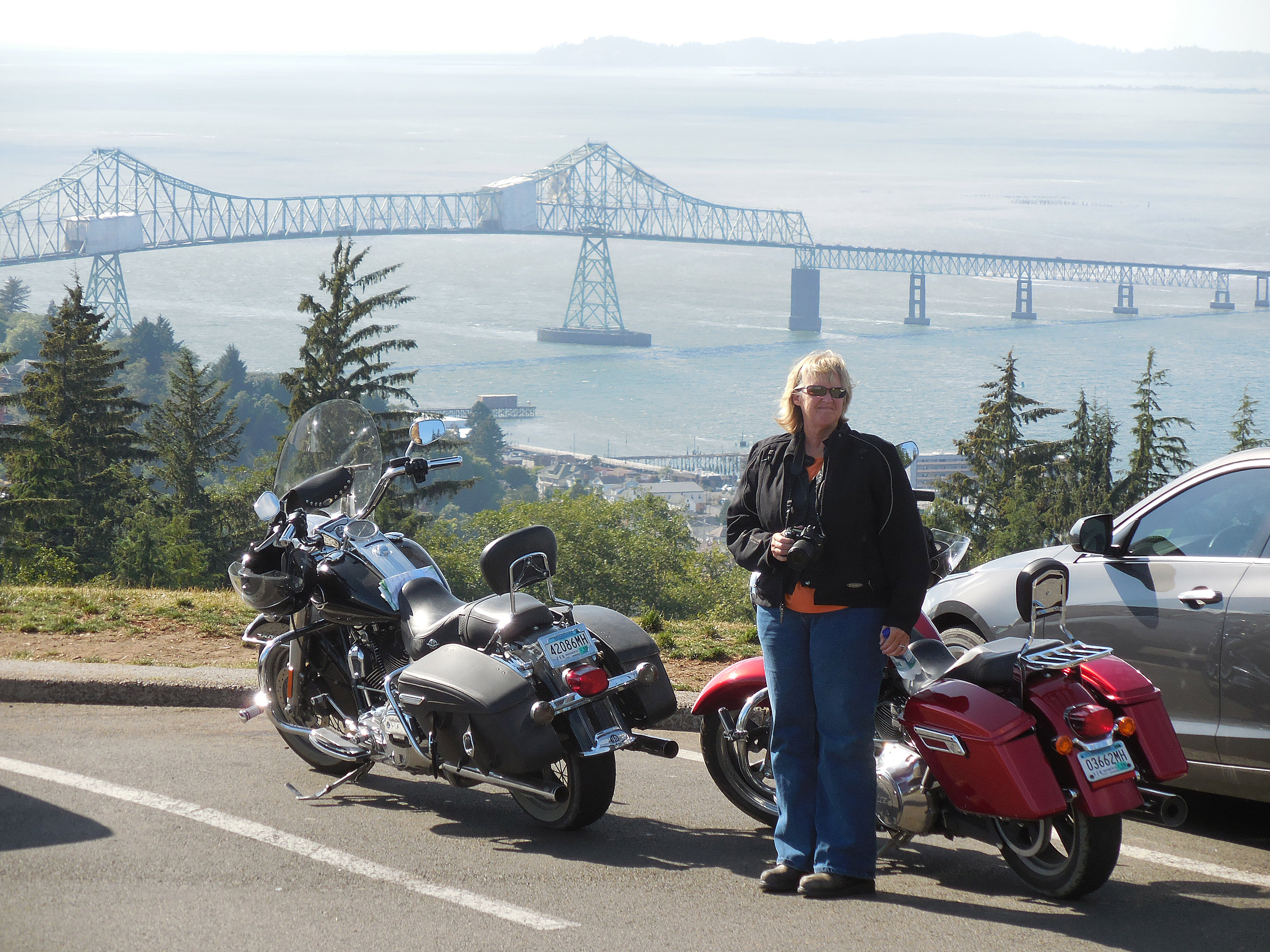 Bikes And Beyond Astoria Oregon visiting Astoria Oregon