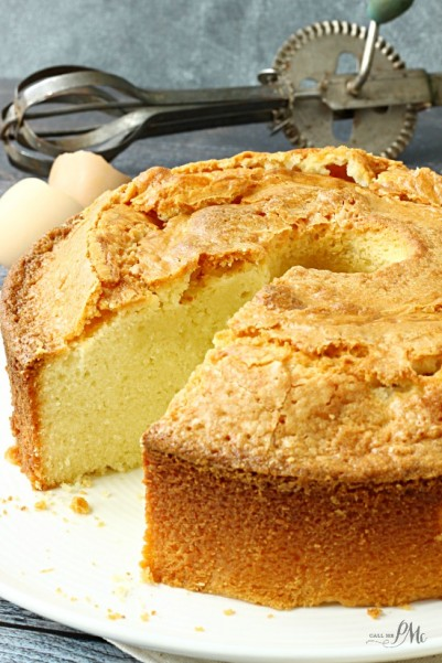 Whipping Cream Pound Cake 4w