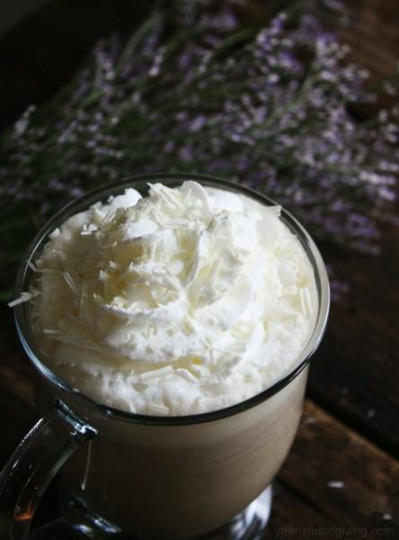 White Irish Coffee