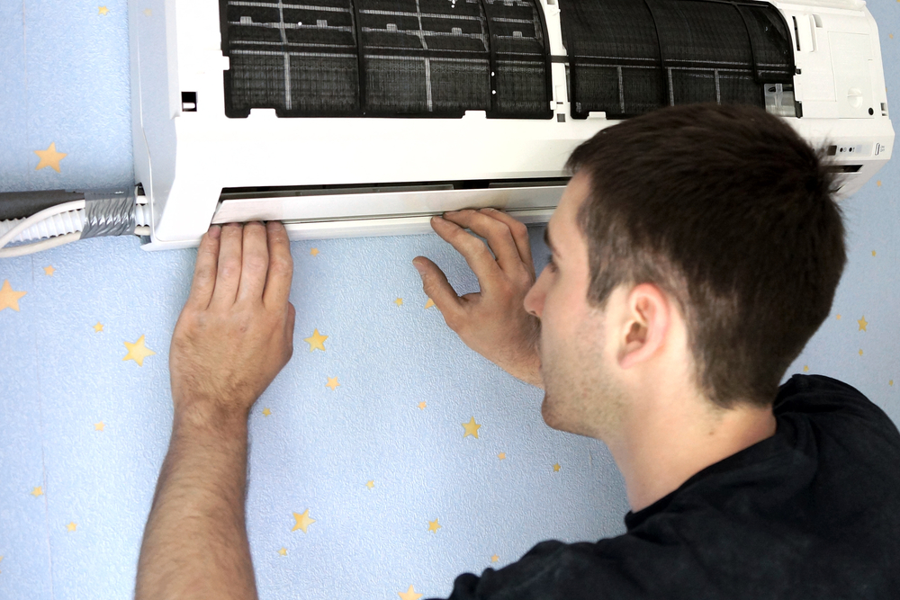 Window Type Air-conditioner