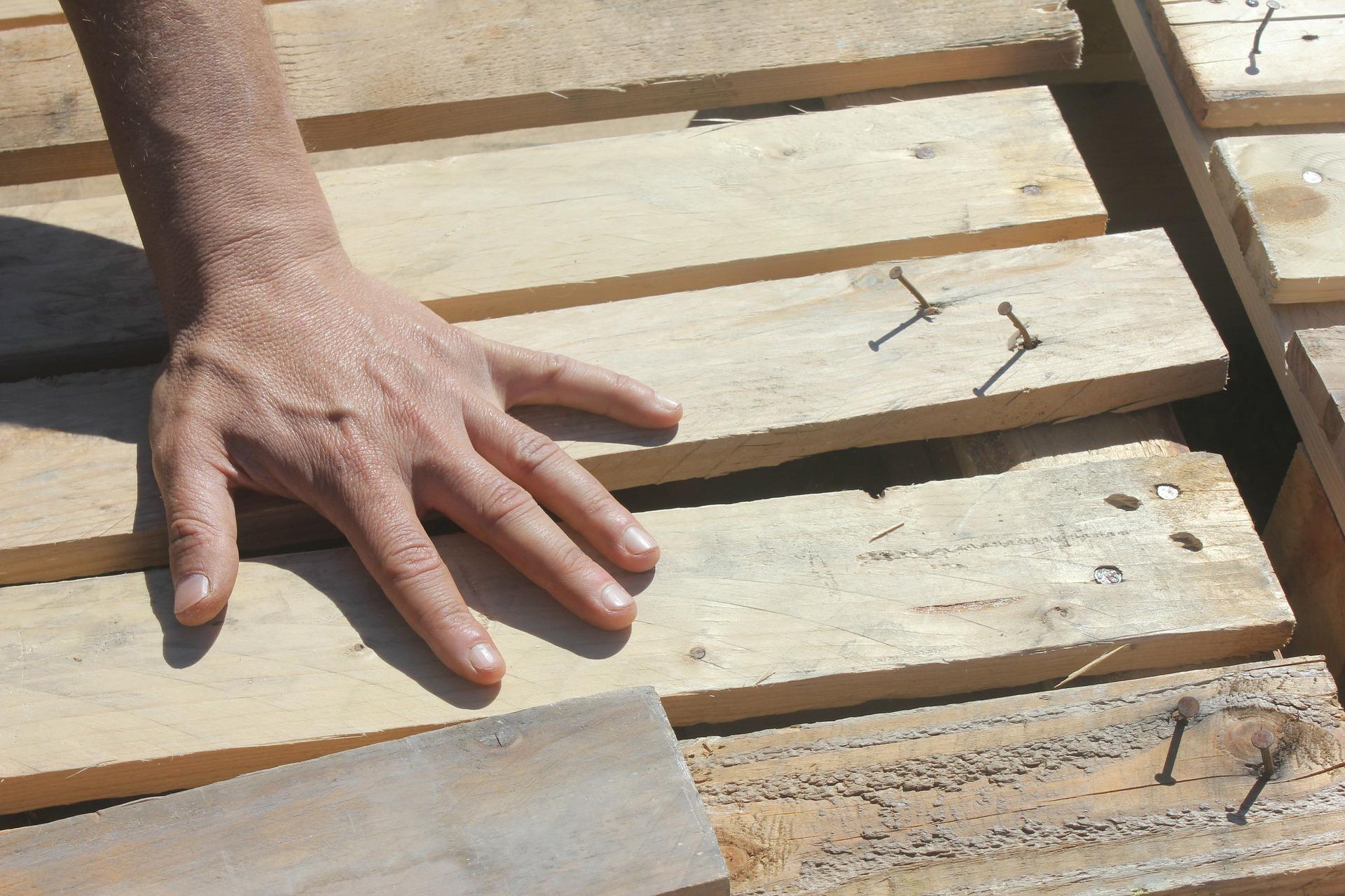 Wood Repurpose
