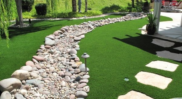 Artificial Grass Is One Of The Perfect Landscaping Option