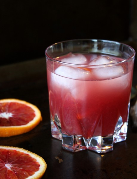 blood orange tall