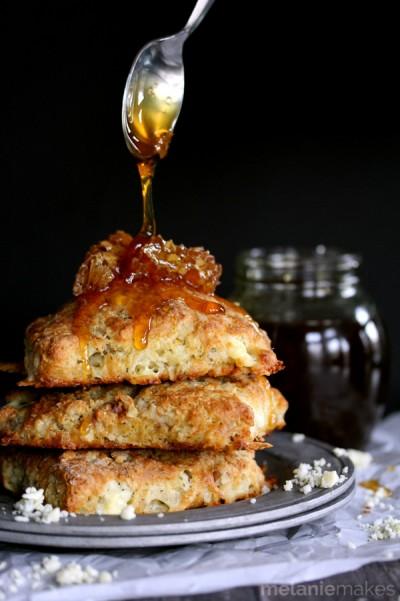 blue cheese walnut scones 3