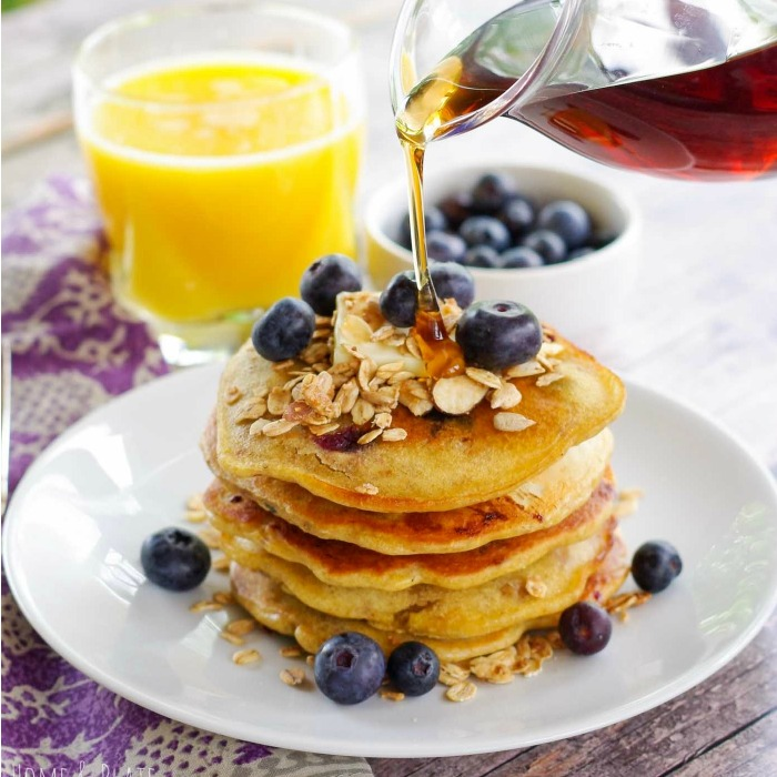 blueberry-granola-pancake-stacks-3