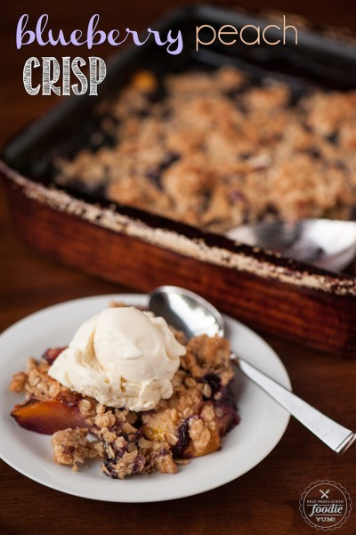 blueberry-peach-crisp