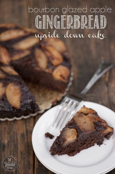 bourbon-glazed-apple-gingerbread-upside-down-cake